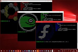 Windows 10 Subsystem For Linux Lands With Fall Creators Update