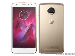 Motorola Confirms Moto Z2 Force With ShatterShield On Deck For July 25th Debut