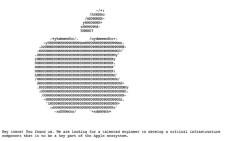 Apple's 'hidden' job ad found online