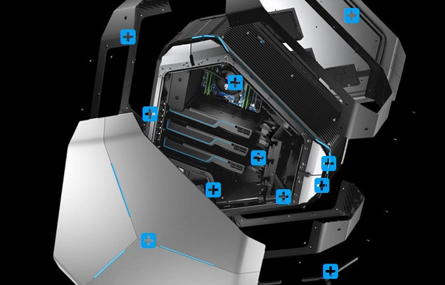 Alienware Area-51 Chassis