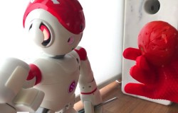 Researchers Turn Cute UBTech Alpha 2 Robot Into Weapon Wielding Stabbing Machine