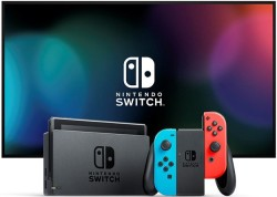 Nintendo Ramping Switch Production To Satisfy Crushing Holiday Demand