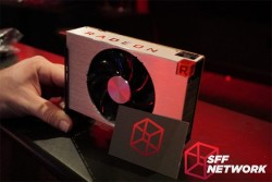 AMD Teases Pint-Sized Radeon RX Vega Nano