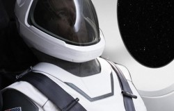 Elon Musk Reveals First Image Of SpaceX's First Fully Functional Space Suit