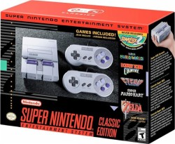 Nintendo SNES Classic Preorders Sellout In Minutes Via Best Buy's Website