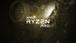 AMD Ryzen Pro CPU launches with heavy-hitting PC partnerships
