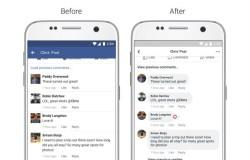 Facebook Tweaks App UI For Better News Feed Readability