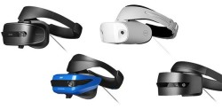 Microsoft Ramps-Up Windows Mixed Reality Play With Partners Dell, Lenovo, HP, Acer And Valve's Steam Platform