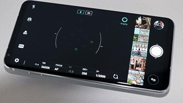Graphy Cam LG V30