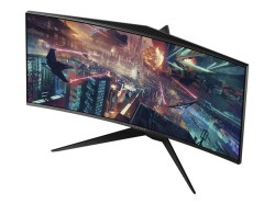 Alienware Unveils Two 34-inch Curved Gaming Monitors With NVIDIA G-SYNC