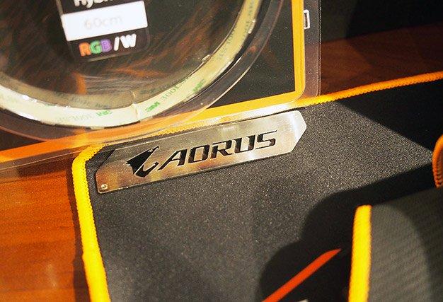 aorus badge