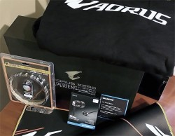 Gigabyte Aorus X299 Xperience Pack Unboxing