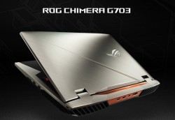 ASUS ROG Chimera Gaming Laptop Rocks 17.3-inch 144Hz G-SYNC Display, GTX 1080 Graphics