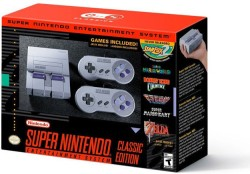 Toys R Us Skips SNES Classic Preorders, Will Only Sell In-Store Starting September 29