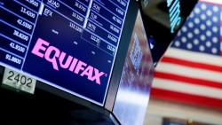Equifax data breach: Credit rating firm replaces key staff