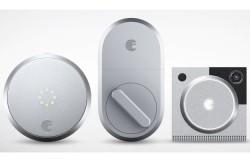 August Adds Cheaper Smart Locks, DoorSense Tech And Smart Doorbell