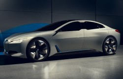 BMW i Vision Dynamics Concept EV Has Tesla Model S In Its Crosshairs