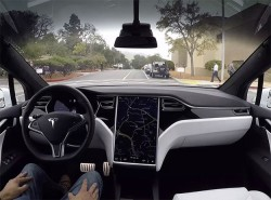 Tesla Reportedly Switching From NVIDIA To Intel Chips For Powering Car Infotainment Systems