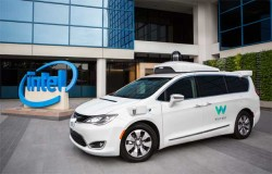 Waymo Turns To Intel For Self-Driving Car Technology Roadmap Collaboration
