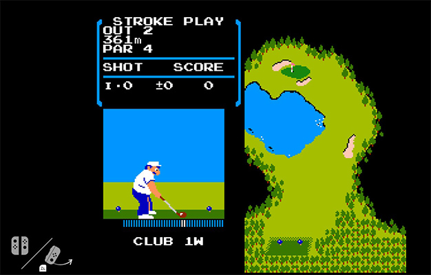 nes golf 2