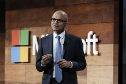 Satya Nadella Voted Against Microsoft's Nokia Purchase Fearing Apple, Google Were Too Dominant