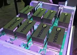 NVIDIA DGX-1 Supercomputer Shreds Geekbench With 8 Tesla V100 GPUs, 960 TFLOPs Of Compute