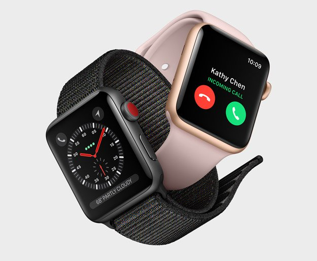 watch series 3 incoming two wrap