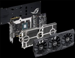 ASUS Let's Slip GeForce GTX 1070 Ti STRIX Details And Benchmarks Ahead Of November 2 Release