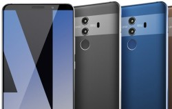 Huawei Mate 10 Pro Leak Showcases Slim Bezels, Dual Cameras, And Funky Color Schemes