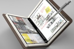 Microsoft Reportedly Developing Folding Surface Tablet Reviving Famed Courier Concept