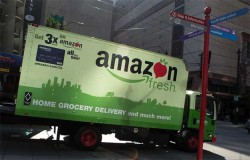 Amazon Fresh Grocery Delivery Service Is Being Scaled Back In Nine States