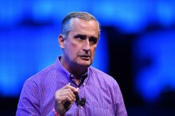 Intel's Krzanich Sees Big Data Future And Vows Bold Ventures In AI, Autonomous Driving