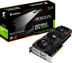 Gigabyte Unveils GeForce GTX 1070 Ti AORUS With One-Click Overclocking