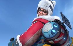 Overwatch Returns To Winter Wonderland December 12th With Mei Yeti Hunt Mode