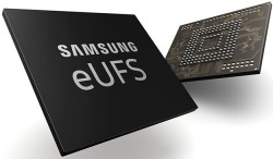 Samsung's New 512GB eUFS V-NAND Could Be Bound For Galaxy S9 Flagship