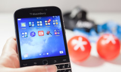 BlackBerry to axe BBOS app store