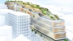 Google To Build 'Landscraper' London HQ Becoming Longest Property In The UK