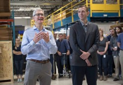 Apple CEO Tim Cook Nets A Cool $102 Million In 2017, Now Has To Fly Private Secure Charter