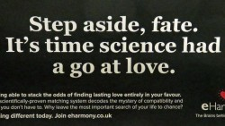 Dating website eHarmony's 'scientific' match ad banned