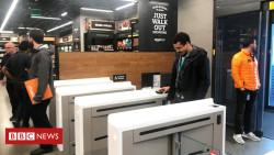 Amazon's checkout-free store opens