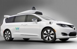 Waymo Self-Driving Fleet Rolls Out In Force With Thousands Of Chrysler Hybrid Minivans