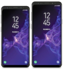 Samsung Galaxy S9, Galaxy S9 Plus Images Leak Confirming Evolutionary Design