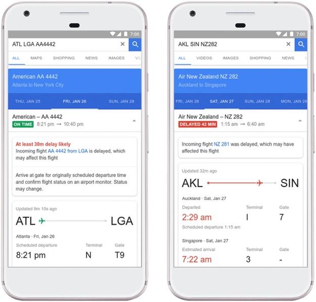 google flights app
