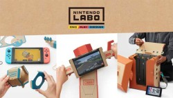 Nintendo Labo Lets Gamers Create Cardboard Concoctions That Work With The Switch