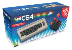 Retro Games' Commodore 64 Mini Gets An Official March Launch Date