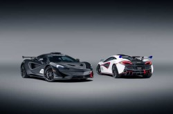 McLaren 570S MSO X Is A Road Legal Racecar With GT4 Roots