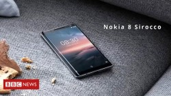 Nokia reveals 'unbendable' 8 Sirocco and Matrix 8110