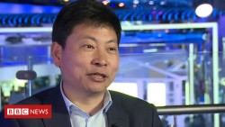 Huawei: US scared we are too competitive
