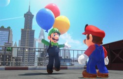 Super Mario Odyssey Balloon World Free DLC Update Lands On Nintendo Switch