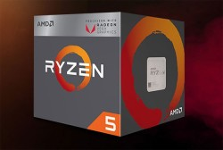 Alleged AMD Ryzen 5 2400G Raven Ridge APU With Vega Graphics Benchmarks Leaked